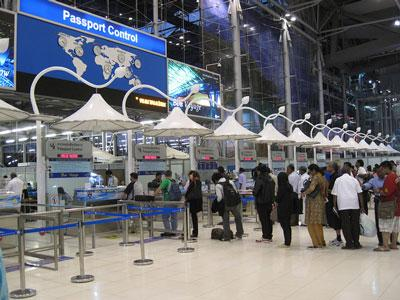 Airport Immigration Fast-Track Lane Opens for Gay Couples