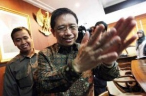 House of Representatives Speaker Marzuki Alie said on Thursday that he thinks all men would like to have more than one wife if they could