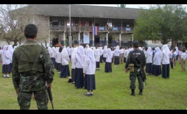 Schools in South of Thailand allowed to Close for Safety Reasons