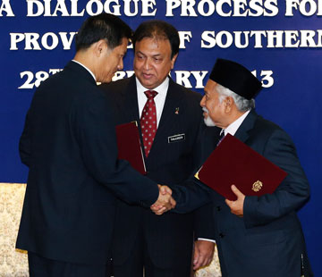 Thailand to Hold Talks with Muslim Insurgent Groups