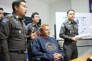 Mr Hallikainen confessed, and said some Thais also were involved in the scam,