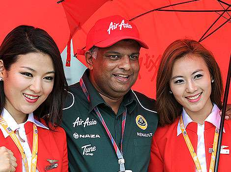 AirAsia Exec Seeks Government Support to Make Thailand a Hub