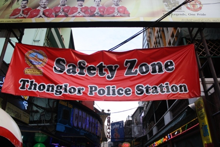 Government Agencies Working Closely to Step up Safety Measures for Tourists