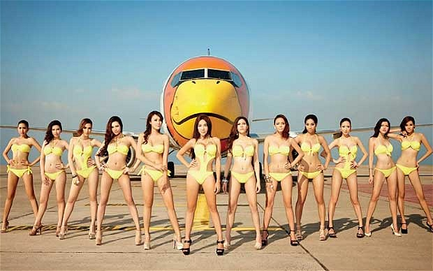 Nok Air Calendar Deemed Undignified By Ministry of Culture