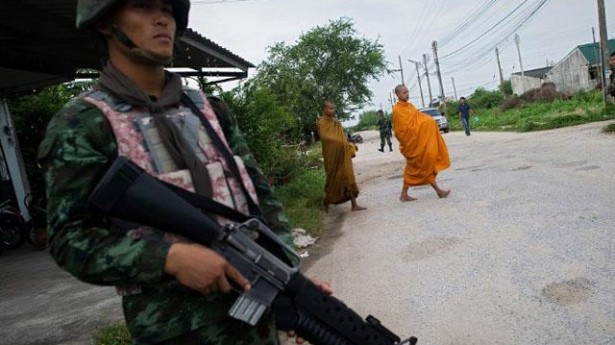 Thai authorities say the attacks in the south are organized by the Barisan Revolusi Nasional (BRN) Coordinate, an offshoot of the Patani Malay National Revolutionary Front established in the 1960s to seek greater autonomy