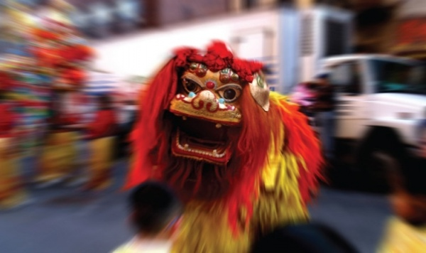 Chinese Lunar New Year Boosts World's Economy