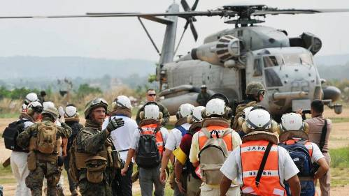 Probe into Cobra Gold US Helicopter Accident Underway