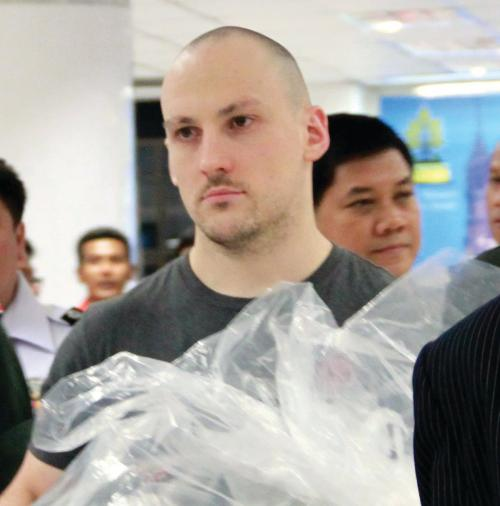 Aldhouse Pleads Not Guilty to Phuket Murder