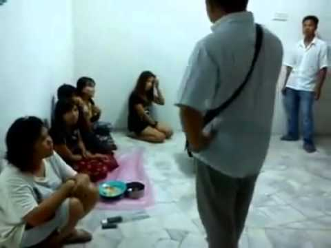 news article video police beating burmese prostitutes thailand causes outrage