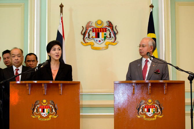 PM Say's Government has Agreed to Talks, Not Negotiations with Deep South Rebel Groups