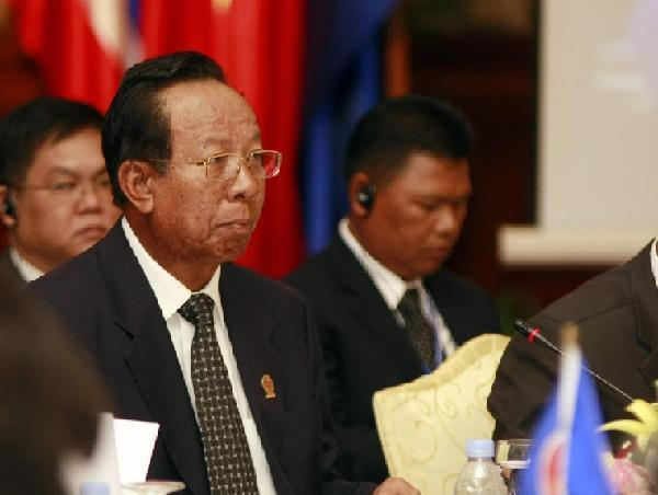 Tea Banh is the Deputy Prime Minister and Minister for National Defence for Cambodia