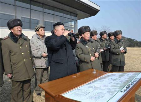 North Korea Threatens to Scrap Armistice