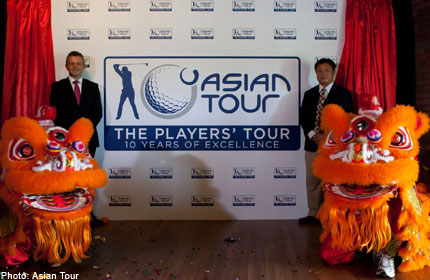 OneAsia Tour Begins at Thana City Golf and Sports Club