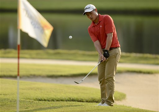Lucas Lee leads Thailand Open after 3rd Round at Thana City Golf & Sports Club