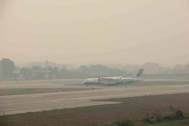 The Chiang Rai Public Health Office has handed out more than 500,000 masks for residents to protect themselves from the dangerous smog.