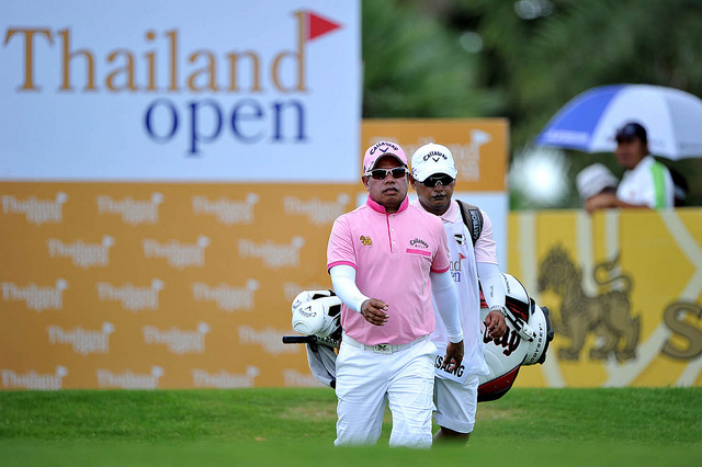 Prayad Marksaeng Wins Thailand Open