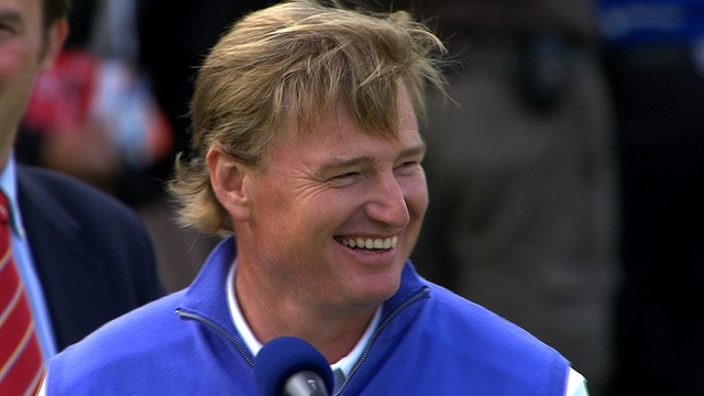 Ernie Els Positive for this Month's Chiang Mai Golf Classic March 28-31