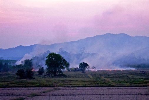 Pollution Control Department issues air quality alert for Chiang Rai