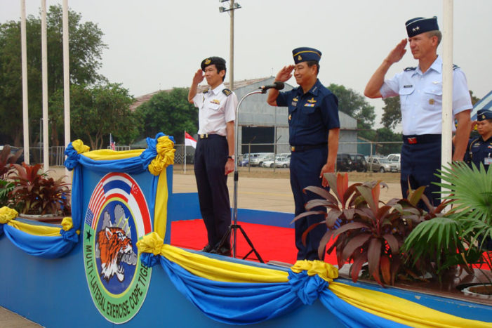 Cope Tiger 13 Commences in Thailand
