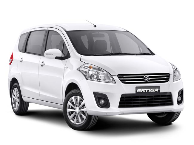 The Maruti Suzuki Ertiga MPV is almost flying out of showrooms in India