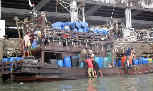 Thailand Rescues Trafficked Burmese Fishermen