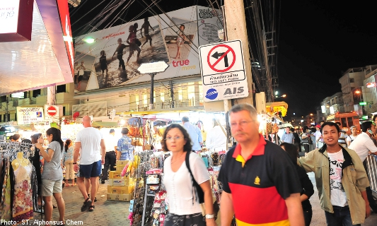 European market, especially in Switzerland, Russia, Germany and Eastern Europe, remains sound and strong for Thai tourism.