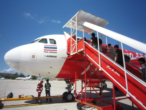 The Battle Heats Up for Budget Airlines in Thailand