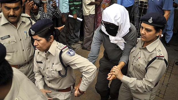 Five Men Confess to Gang-Raping Swiss Tourist in Central India