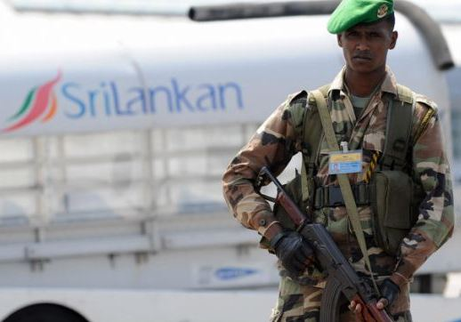Sri Lankan officials turned a British tourist away from the country at the Bandaranaike International Airport on Friday Read more: http://www.dailymail.co.uk/news/article-2294441/British-tourist-Buddha-tattoo-barred-entering-Sri-Lanka-showing-lack-respect-Buddhism.html#ixzz2NnQgMpkO Follow us: @MailOnline on Twitter   DailyMail on Facebook