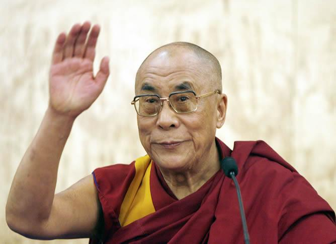 The Dalai Lama has called on Beijing to examine its policies in the Tibetan areas