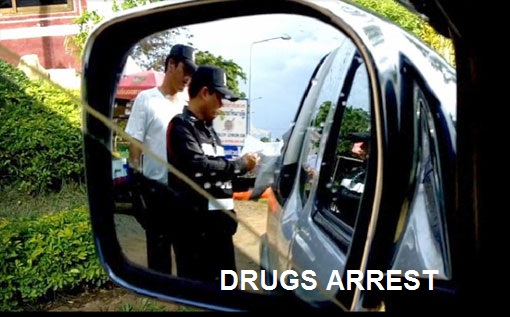 Hmong Drug Runner arrested in Saruay District of Chiang Rai with 1 Million Meth Pills