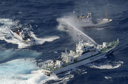 "China Navy Seeks to ""Wear Out"" Japanese ships in Disputed Waters"