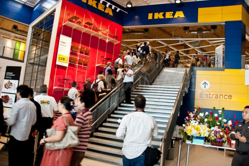 IKEA Thailand, which opened its first store in the country in November 2011