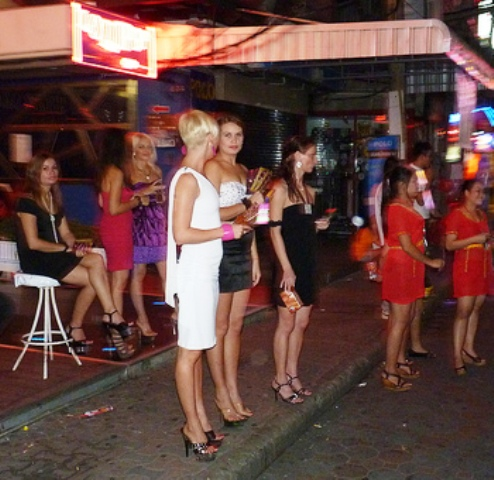 in thailand prostitution