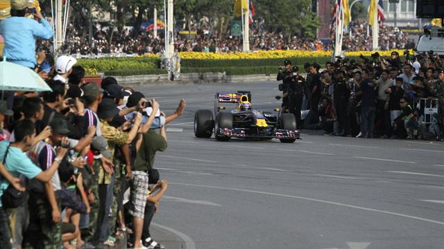 Sports Authorities Approve Layout for a Proposed F1 Race