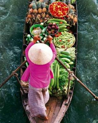 The study stresses that climate change is not about the environment alone. The countries of the Lower Mekong Basin are major food exporters, and a warming climate will affect every economy in the region.
