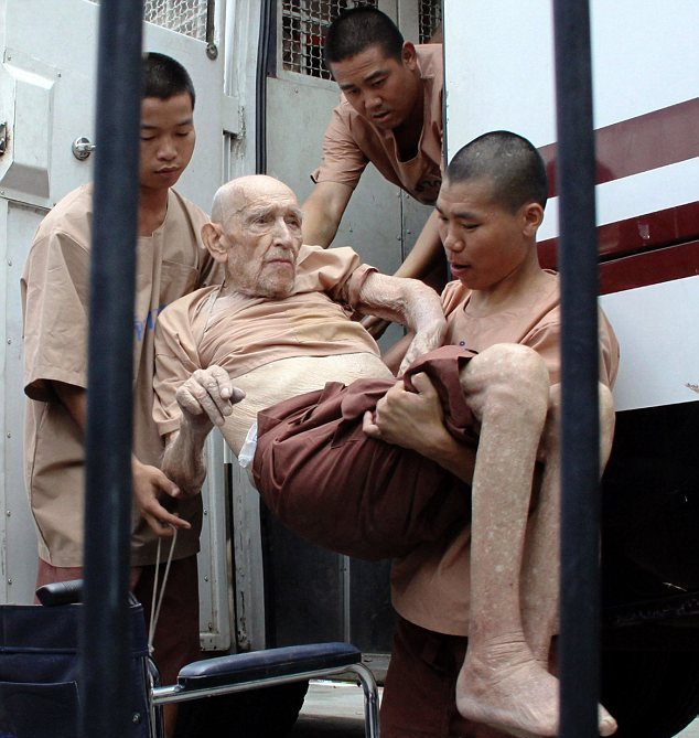 93-year-Old Australian Back in a Chiang Mai Court this Week