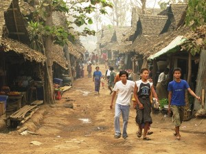 There have been Burmese refugee camps in Thailand for more than 20 years
