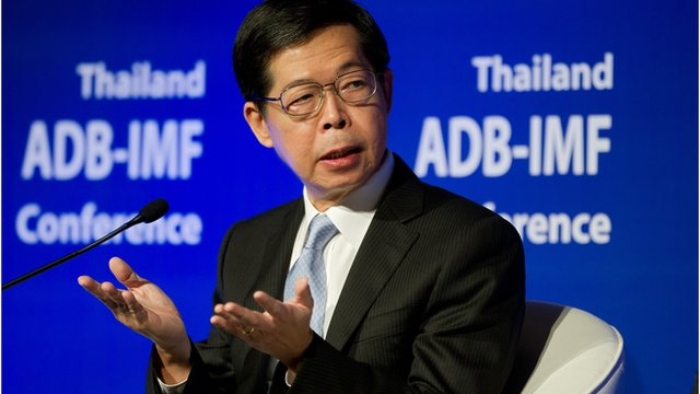 Thailand's Central Bank Cut its Main Policy Rate