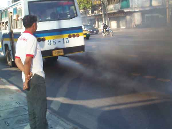 NIDA said the level of carcinogenic dust pollution in the capital is more than twice above the standard acceptable level