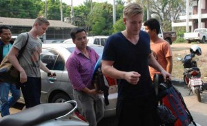 Dutch tourist was allegedly raped by three Danish men in Chiang Mai