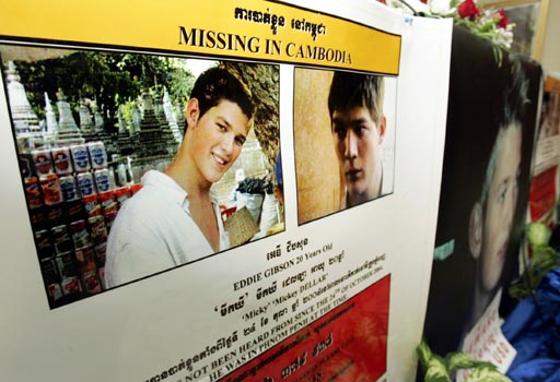 Missing British Teenager 'Bludgeoned to Death' in Cambodia