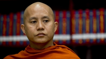Are Buddhist Monks Involved In Myanmar's Violence?