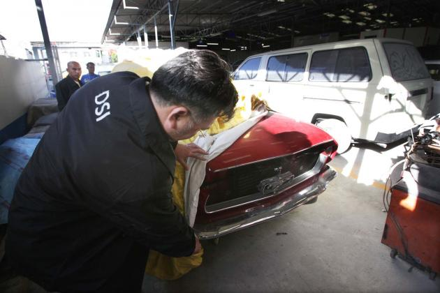120 Luxury Cars Seized by DSI for Possible Tax Evasion