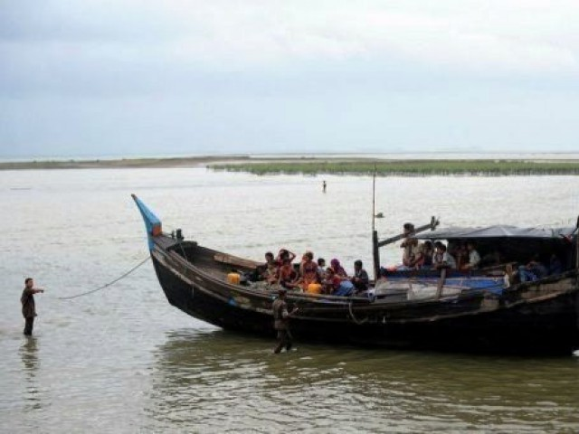 12 Burmese Migrant Workers Found Dead  Floating off the Coast of Ranong Province