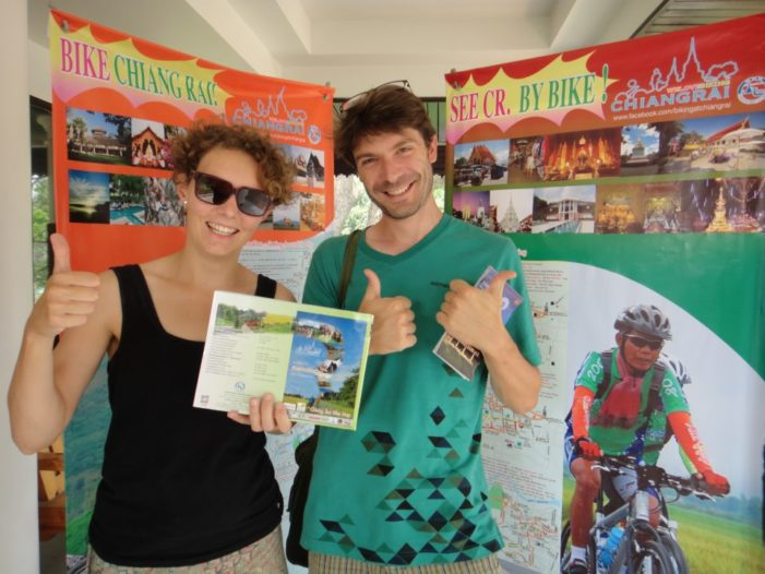 Chiang Rai Turns Cycle Friendly