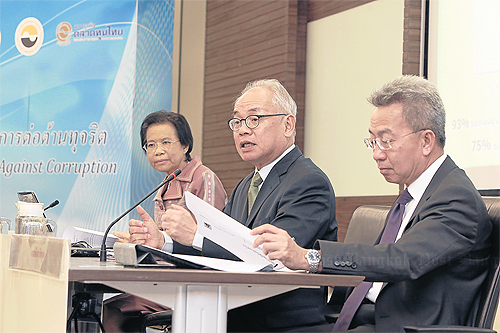 Coalition Against Corruption (CAC) says Corruption in Thailand has Risen Sharply Over the Past Two Years