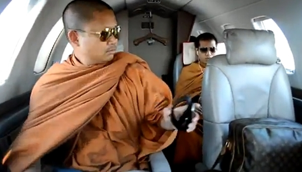 Thai Monks Criticized and Accused of Materialistic Lifestyle – Video