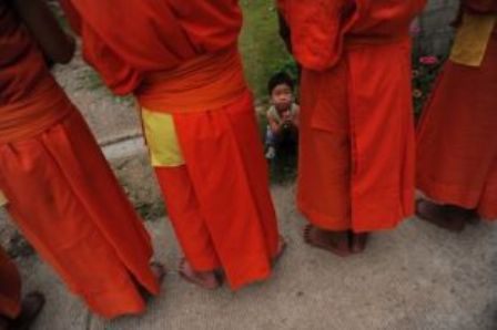 Chiang Mai Monks Arrested in Child Sex Scandal