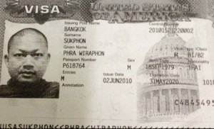 Tarit said that Wirapol would be flushed out of hiding anyway once his passport and visa are cancelled.